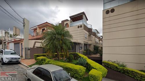Terraço Com Jacuzzi - Condomínio Fechado  - St17019