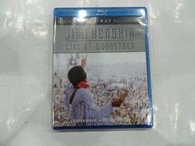 Blu-ray - Jimi Hendrix - Live At Woodstock - Import