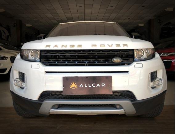 Land Rover Evoque Prestige Com Teto Solar. Branco 2014/14