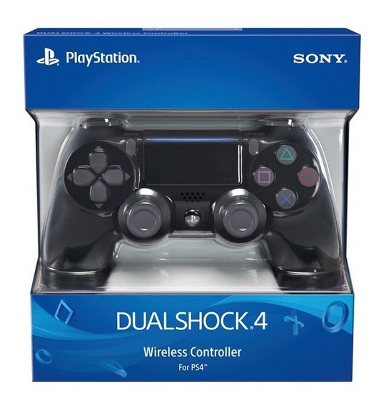 Controle Playstation 4 Sony Ps4 Original- 12 X S/ Juros Dual