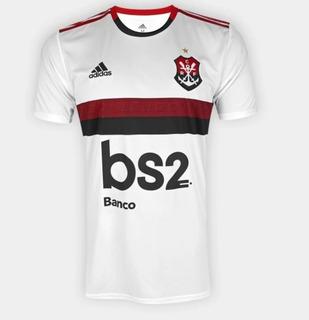 Camisa Do Flamengo I 2019 adidas Com Patrocínio Bs2(oficial)