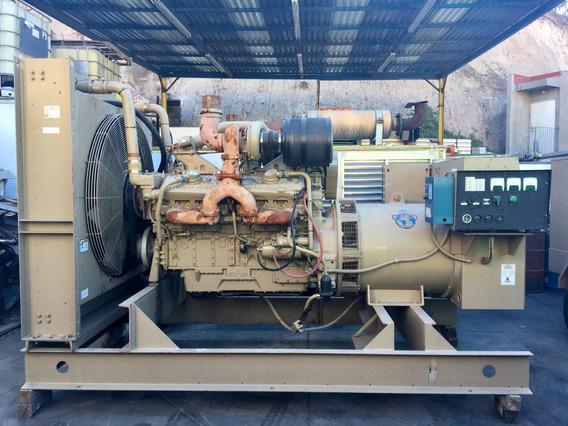 Planta De Luz Katolight Detroit Diesel 600 Kw