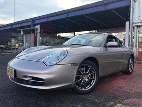 Porsche 911 3.6 4 Coupe Carrera At 2002