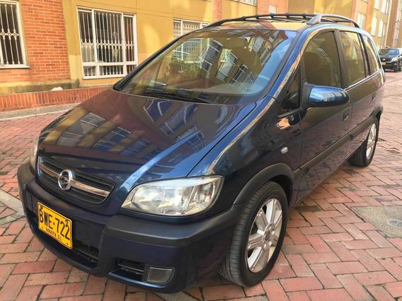 Chevrolet Zafira Zafira 2.0cc Mt 7psj