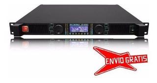 Ftm Potencia Digital Pkn Xe 2500 - Amplificador 1500 Watts X