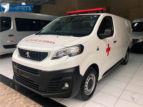 Peugeot Expert Ambulancia 2019