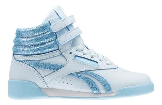 Zapatillas Niños Moda Reebok Freestyle Hi