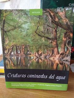 Criaturas Caminantes Del Agua. Antología Poesía Michoacana