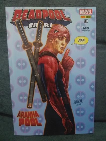 Revista Deadpoll Extra 10 Panini Comics