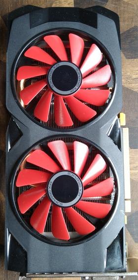 Placa De Vídeo Xfx Rx 470 4gb 256bits Dual Fan