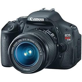 Canon Rebel T3i Com Lente 18-55mm