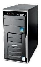 Cpu E8400 4gb Hd 500 + Monitor 19,placa De Video 1gb