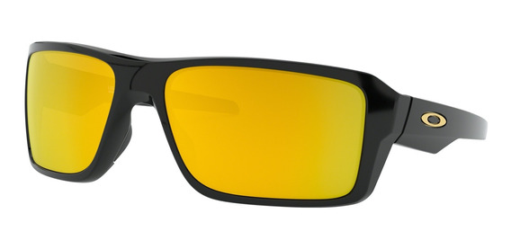 Óculos Oakley Double Edge Black Iridiun