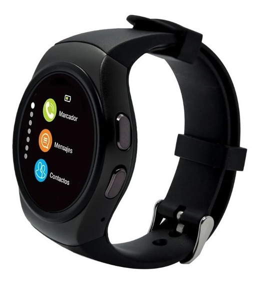 Smart Watch Mobo Reloj Inteligente Ritmo Cardiaco Podometro