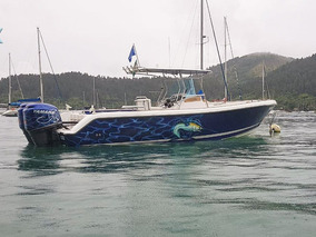 Lancha Carbrasmar 28 Barco Iate N Phantom Azimut Ferretti