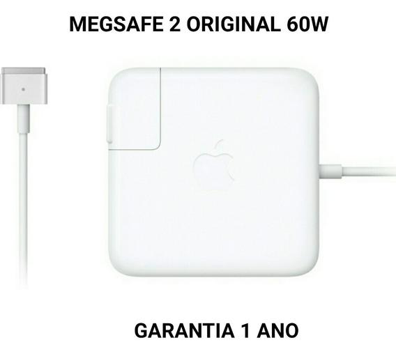Carregador Do Macbook Apple Magsafe2 60w 100% Original