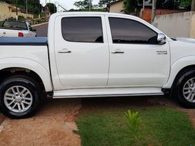 Toyota Hilux Srv Top 4x4 Diesel