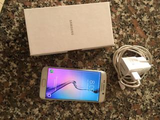 Samsung S6 Edge 32gb Blanco
