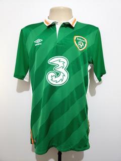 Camisa Oficial Seleção Irlanda 2016 Home Umbro Gg (xl)