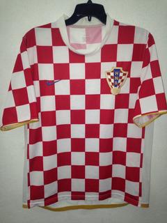 Jersey Croacia Nike Local