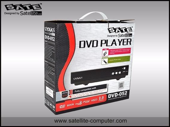 Dvd Player Satellite Dvd-052 Designed By Satellite Int