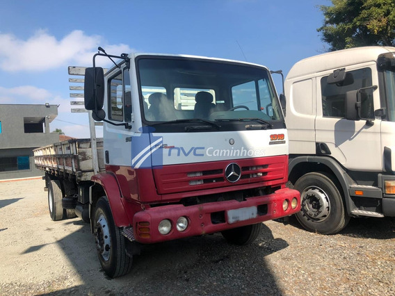 Mercedes Benz Mb 1318 4x2 2003 Carroceria