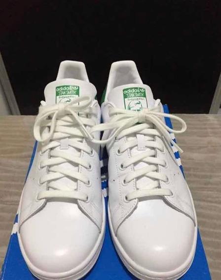Tênis adidas Stan Smith Original Tamanho 42 Branco E Verde