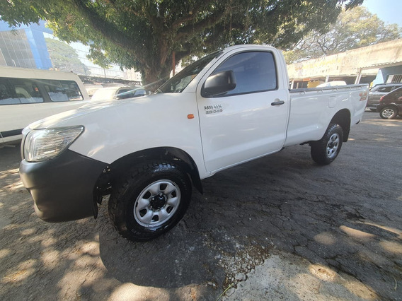 Toyota Hilux 2015 3.0 Cabine Simples Completa Diesel