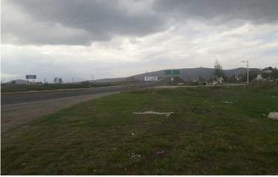 Venta De Terreno De 4,832m2 A Un Costado De Autopista México-puebla, A 10 Mins De La Caseta De Amozo