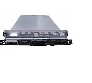 Servidor 1950 Dell Poweredge - 32gb - 2x Quad - 450gb De Hd
