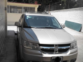 Dodge Journey 3.5 R/t 7 Pasj Piel Aa Dvd R-19 At 2009