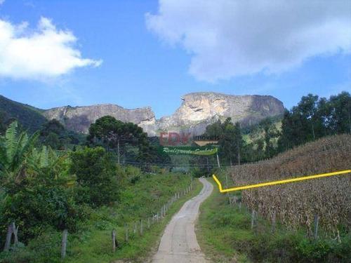 Imagem 1 de 5 de Terreno À Venda, 3700 M² Por R$ 631.000,00 - Paiol Grande - São Bento Do Sapucaí/sp - Te3412