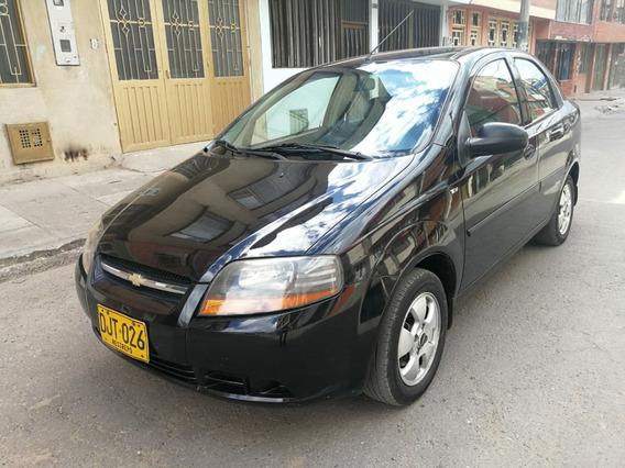 Chevrolet Aveo Ls 1.6l Aa Ve 2012