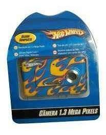 Webcam Câmera Digital Hot Wheels 8 Mb 1.3 Mega Pixels K1047