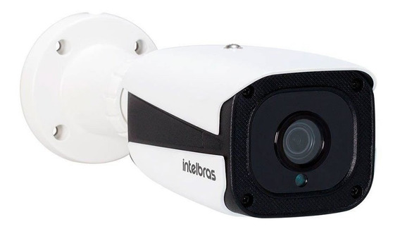 Câmera Externa Infra Intelbras Hd Ahd 720p 3130 G4 Flex