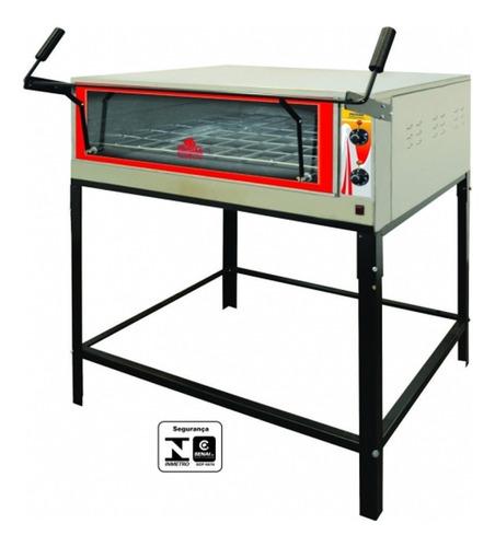 Imagen 1 de 4 de Hornos Comerciales Pizzeros Electrico Progas 908x912mm Fama