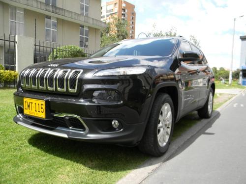Jeep Cherokee Limited 2015 Unico Dueno