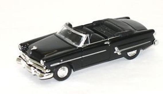 Auto Ford Crestline Sunliner 1953 Esc 1:38 Coleccion Metal