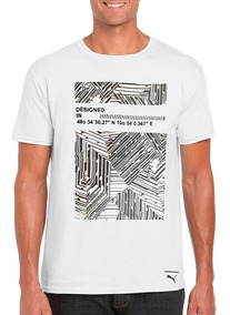 Playera Atletica Graphic Pace Tee Hombre 02 Puma Full 577417