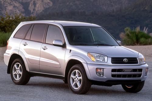 Repuestos De Toyota Rav4 2001
