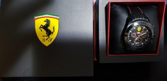Relogio Ferrari Padock Chrono