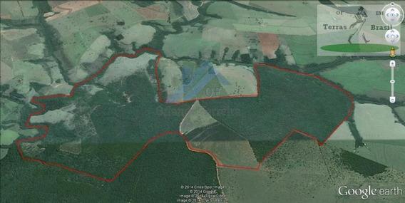 Fazenda Para Venda Em Ubirajara, Rural - Mat304