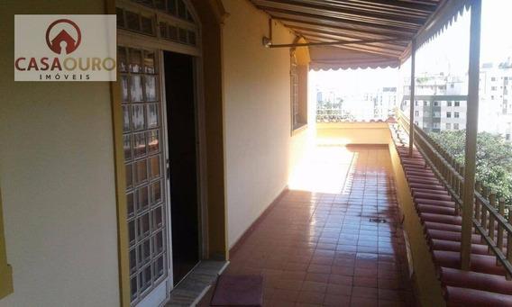 Cobertura Residencial À Venda, Serra, Belo Horizonte. - Co0114