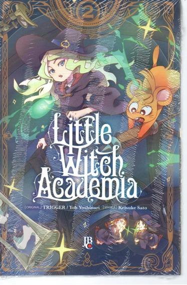 Little Witch Academia 02 - Jbc 2 - Bonellihq Cx465 N20