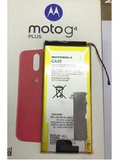 Bateria Motorola Ga40 Moto G4 Xt1622 Xt1626 G4 Plus Xt1640