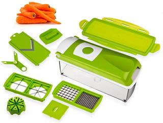 Nicer Dicer Plus Tv Cortador Fatiador Legumes Verduras 81468