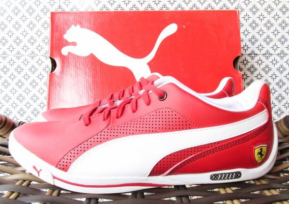Tênis Masculino Puma Ferrari Selezione | Original + Nf