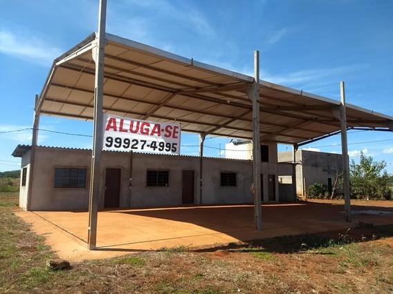 Alugo Barracão Comercial Anel Viário Tangará Da Serra Mt