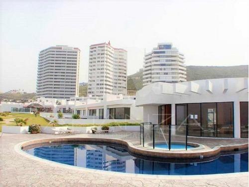 Villa En Venta Frente Al Mar En Calafia Towers Sur De Rosarito B.c