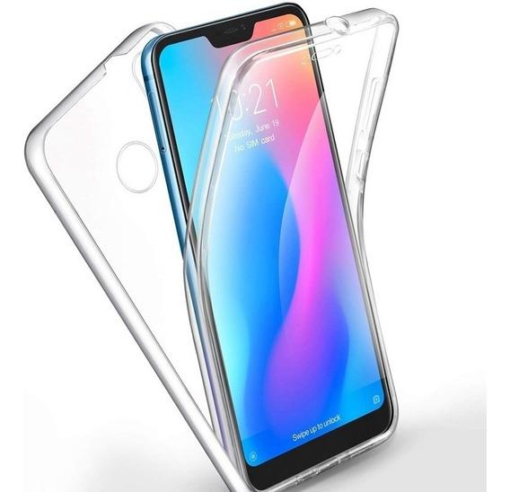 Case Capinha 360 Xiaomi Mi A2 Lite Frente E Verso
